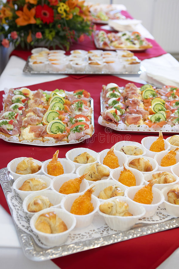 Free Appetizers - Appettithappen Royalty Free Stock Photography - 472617