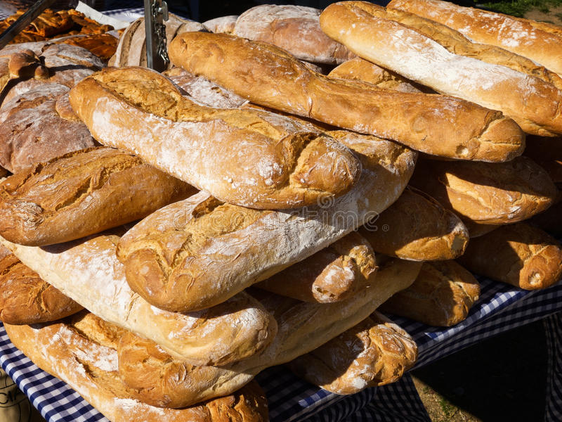 Download Appetizing Crusty Bread stock photo. Image of eating - 30890388