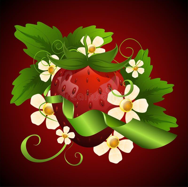 Free Appetizing Strawberry Stock Photography - 28575422