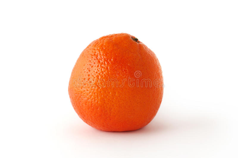 Appetizing tangerine stock photography