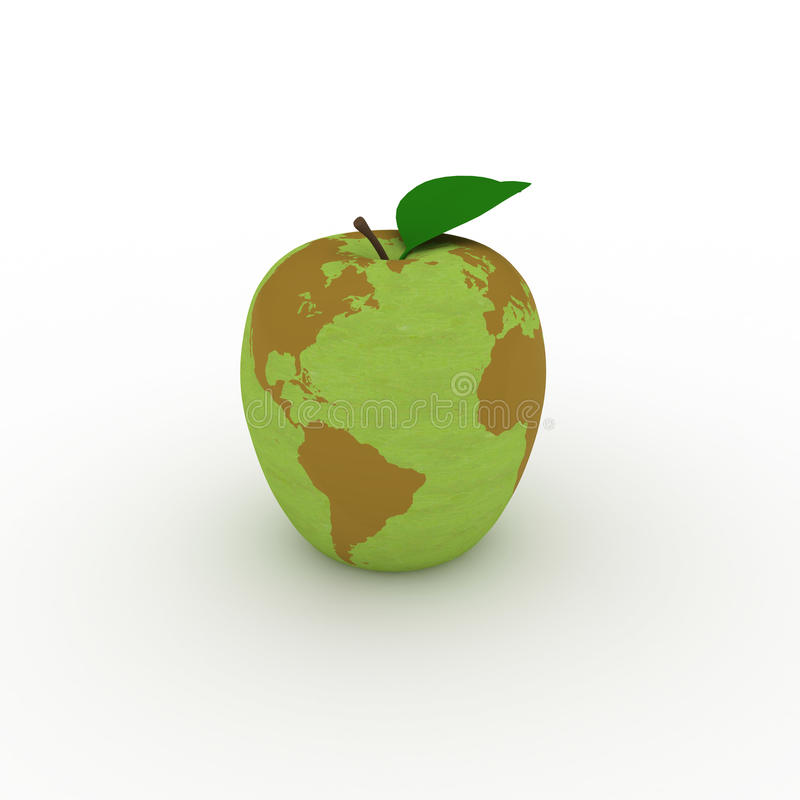 Free Apple Stock Image - 10101341