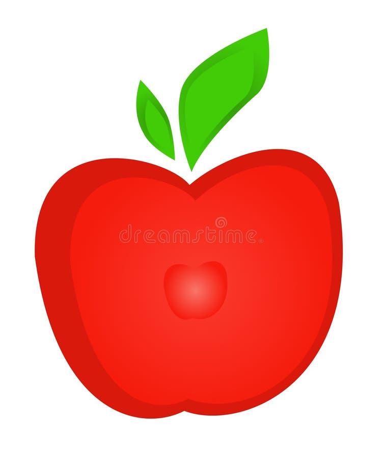 Apple illustrazione di stock