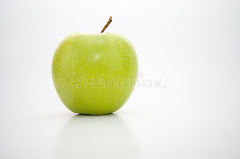 Download Apple stock photo. Image of fruit, green, round, tasty - 1086290