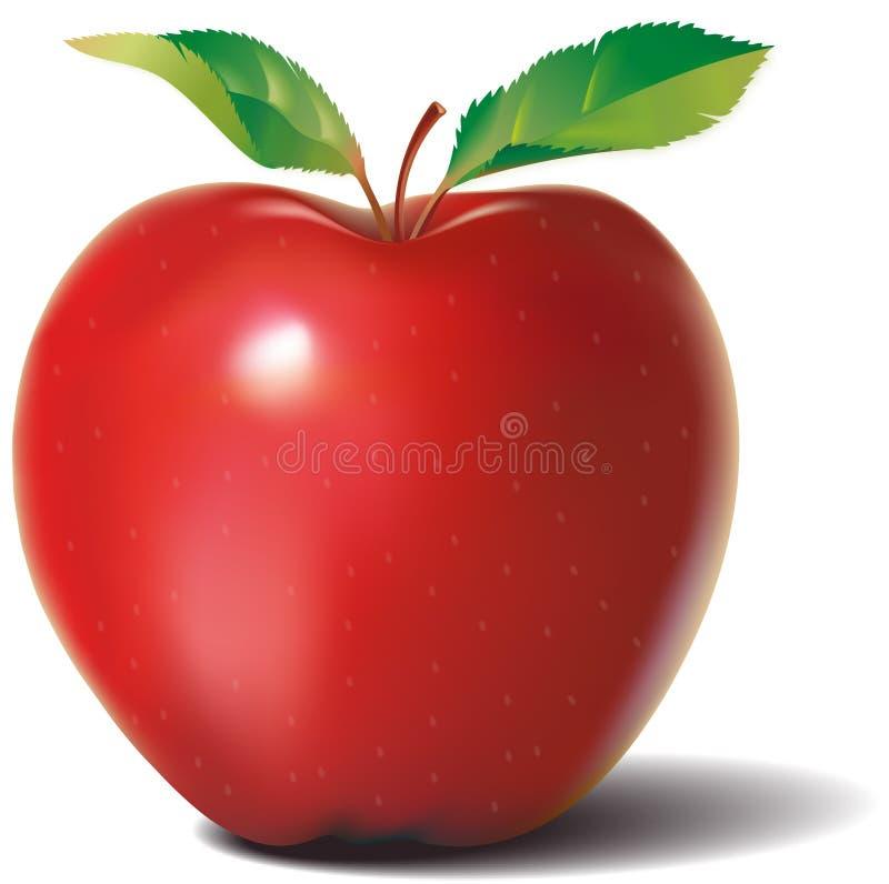 Apple stock illustration