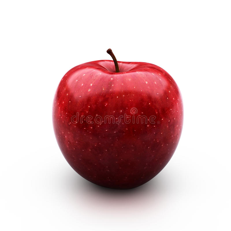 Download Apple stock illustration. Image of drink, healthy, food - 18468672