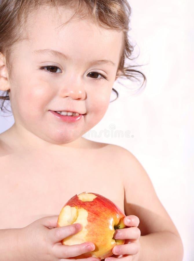 Download Apple stock image. Image of fruit, children, apple, health - 23345199