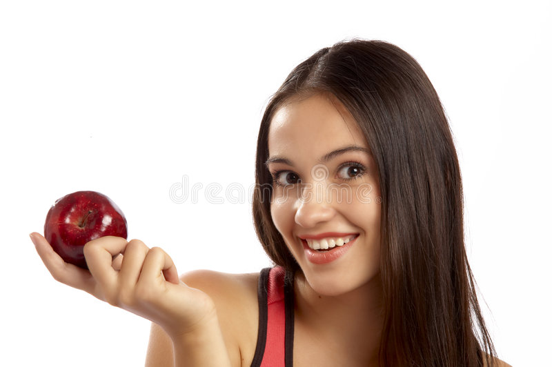 Download Apple stock photo. Image of beauty, cosmetics, lashes - 2880994