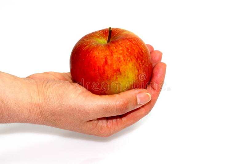 Apple royalty-vrije stock foto