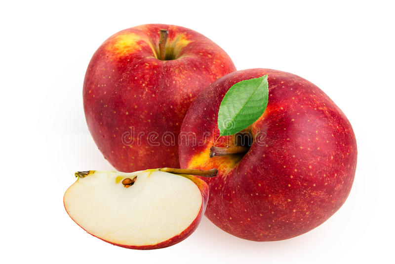 Apple royalty-vrije stock foto's