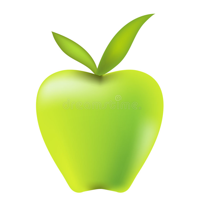 Apple illustrazione di stock