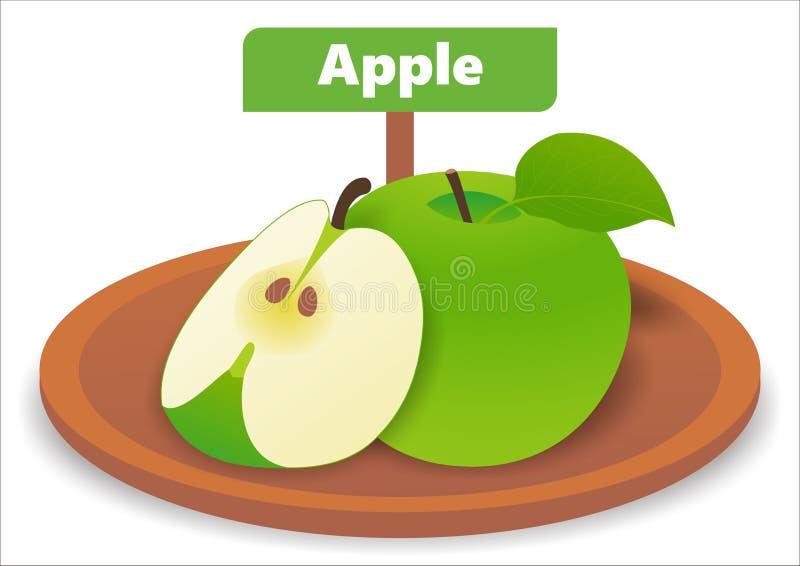 Apple imagem de stock royalty free