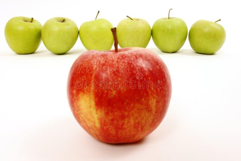 Apple immagine stock
