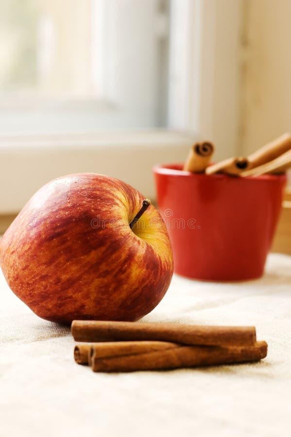 Free Apple And Cinnamon Stock Image - 15798781