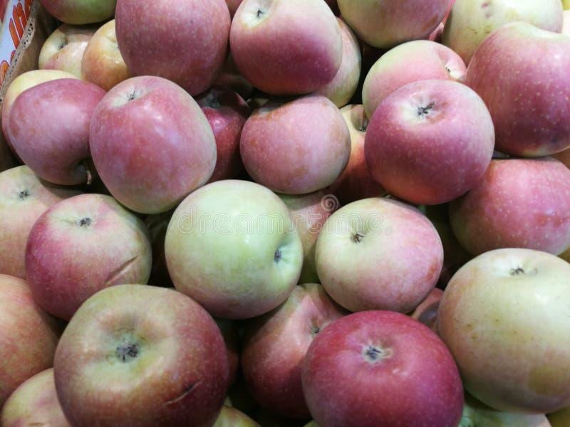 Apple au ` s d'agriculteur lancent sur le marché photo libre de droits