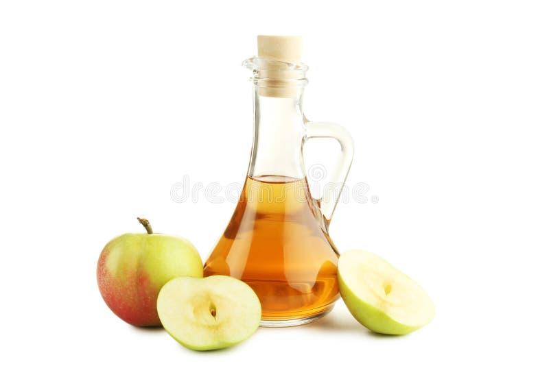 Apple-azijn royalty-vrije stock foto's
