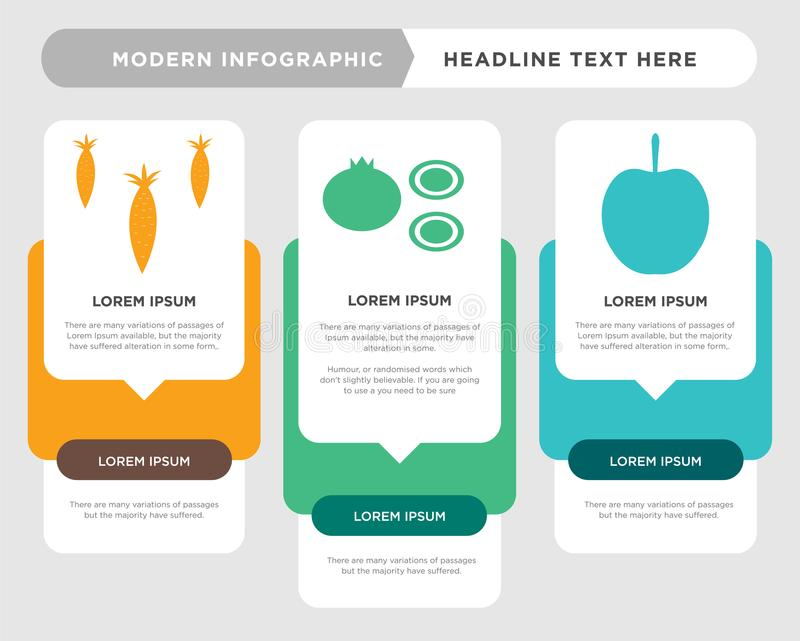 Apple onion carrot infographic stock illustration illustration download apple onion carrot infographic stock illustration illustration of chart flat ccuart Images