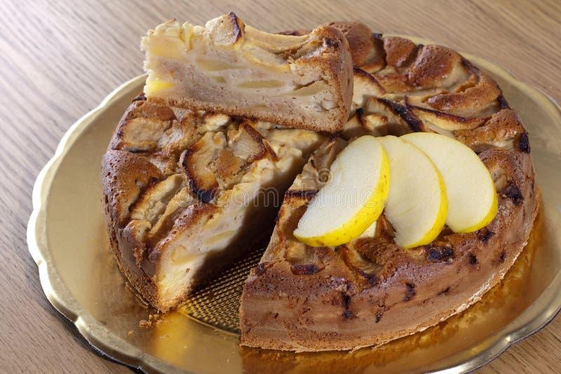 Download Apple Cake stock image. Image of apple, corn, diet, classy - 11512013