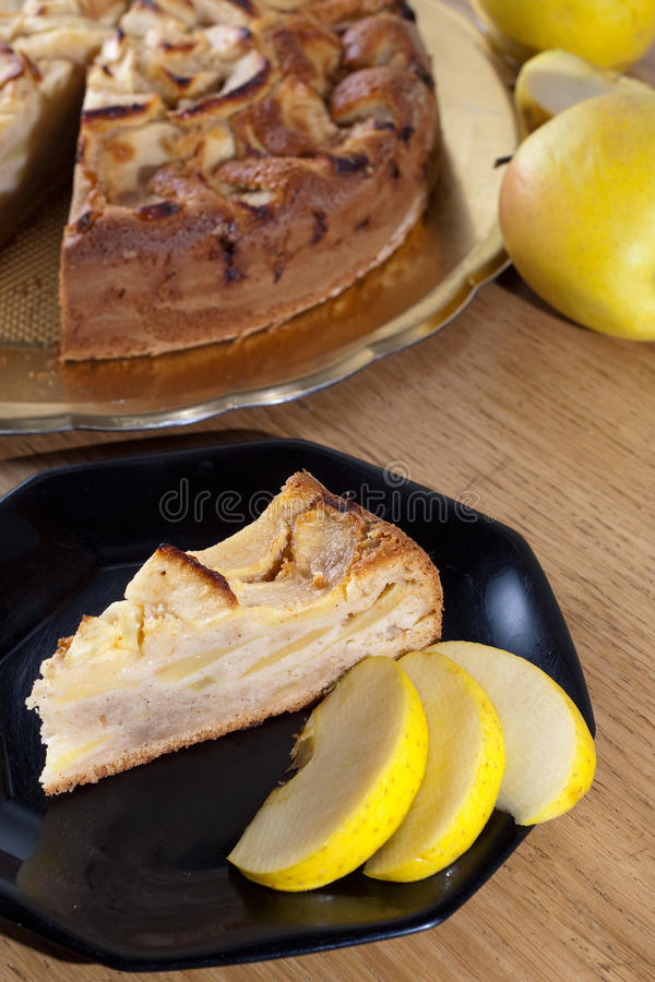 Download Apple Cake Royalty Free Stock Photography - Image: 11512077