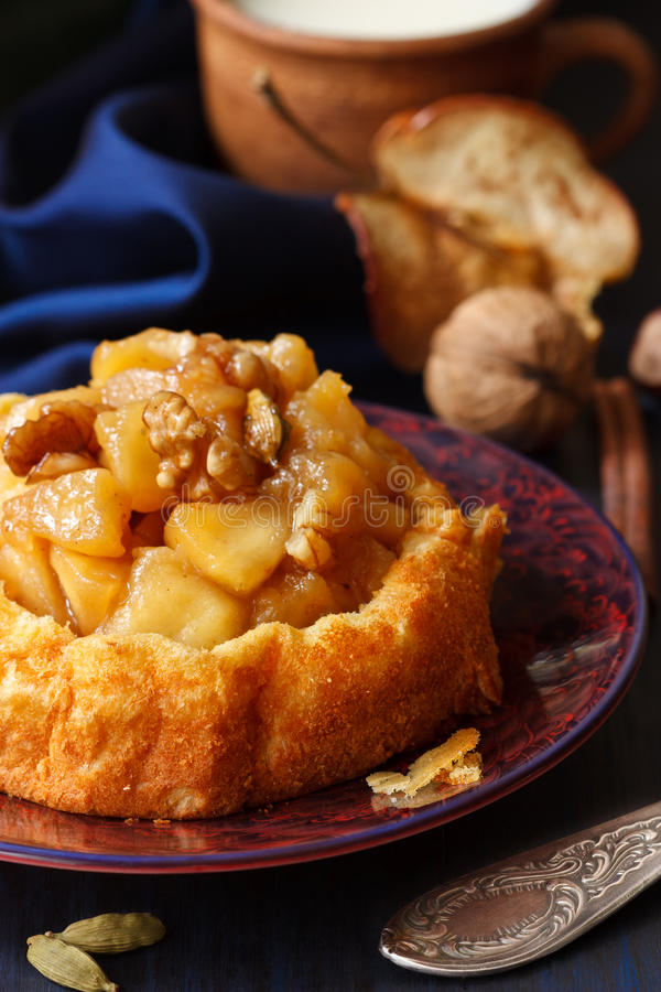 Download Apple Cake. Stock Photo - Image: 23709500