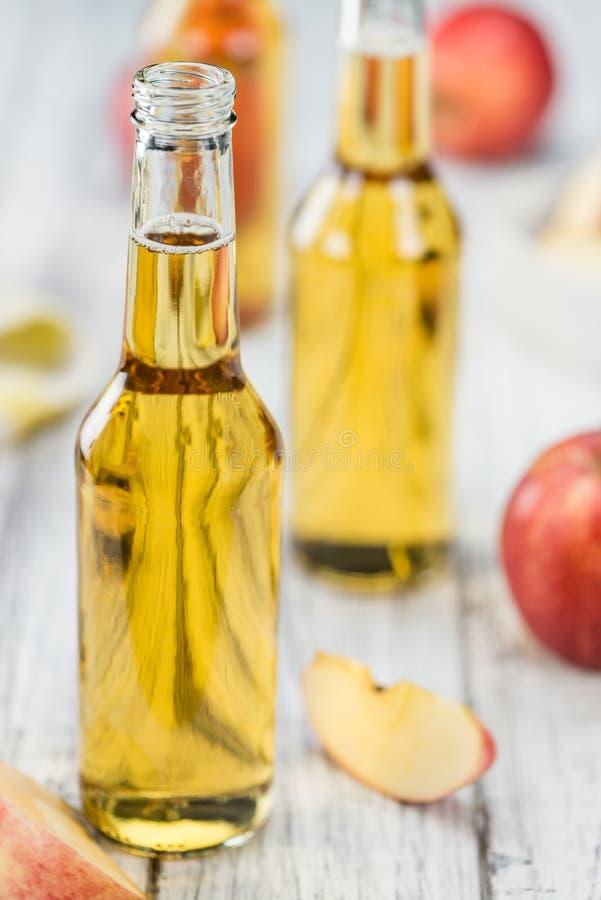 Apple-Cider selectieve nadruk royalty-vrije stock foto's