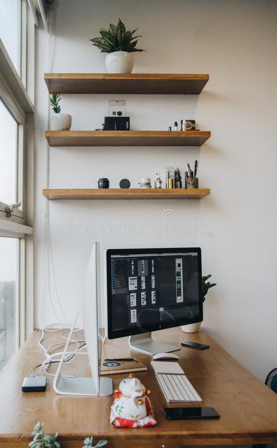 Apple, Computer, Computers stock image