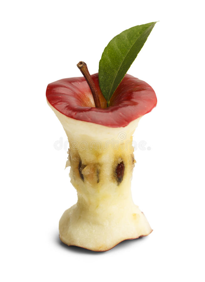 Free Apple Core Royalty Free Stock Images - 35210639