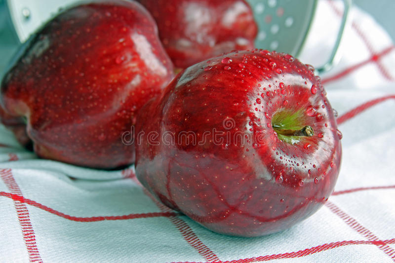 An Apple a Day stock photo