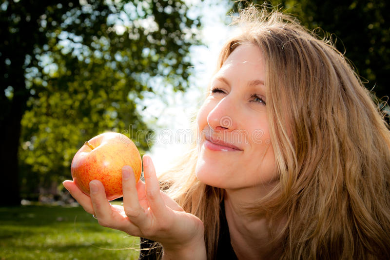 Download An Apple A Day Keeps The Doctor Away Stock Image - Image: 23843563