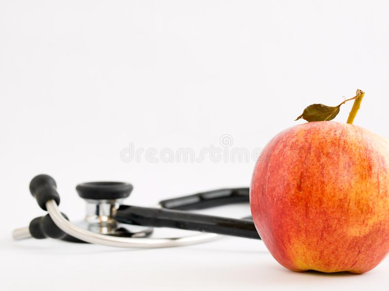 An Apple A Day Keeps The Doctor Away Free Stock Photo