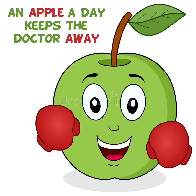 Will an apple a day keep the doctor away?