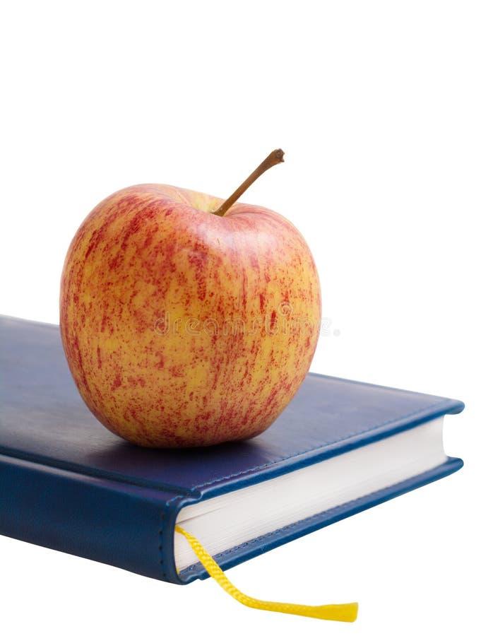 Apple des Wissens stockbilder