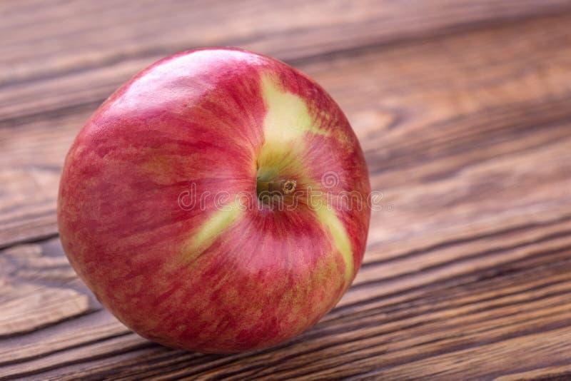 Apple Een fruitrijken in vitaminen en ijzer stock fotografie