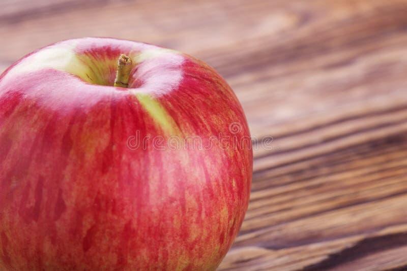 Apple Een fruitrijken in vitaminen en ijzer royalty-vrije stock foto