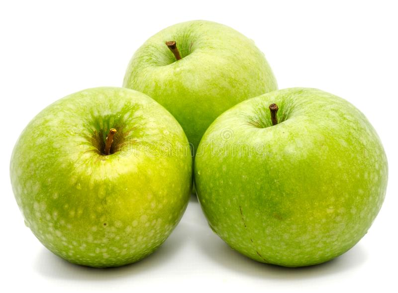 Apple farmorsmed royaltyfri foto