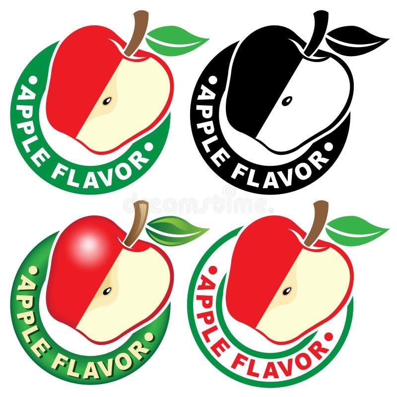 Apple Flavor Seal / Mark