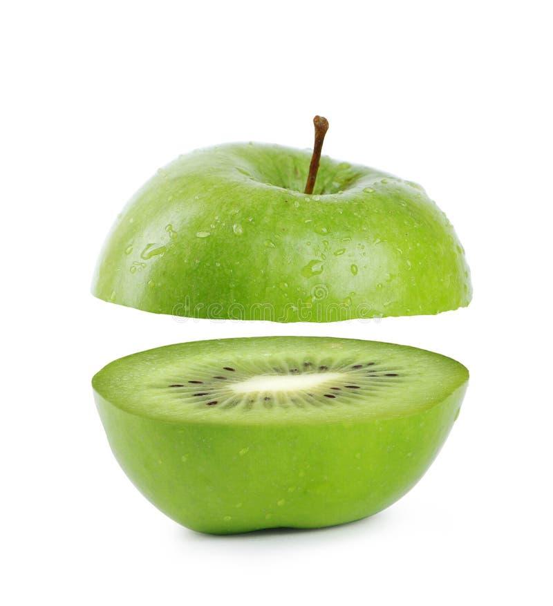 Apple fresco foto de archivo libre de regalías