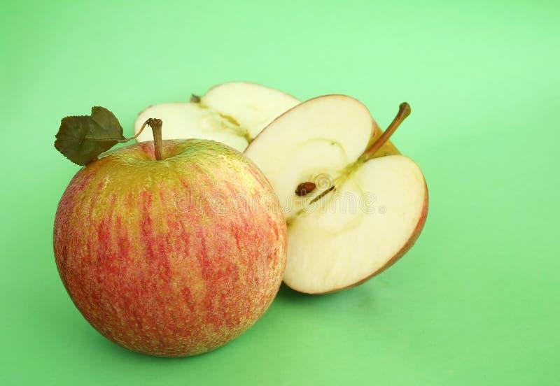 Apple Fresco Fotografie Stock Libere da Diritti