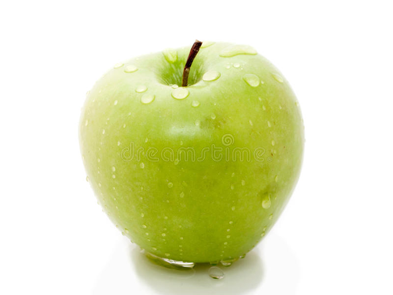 Apple-Frucht lizenzfreie stockfotografie