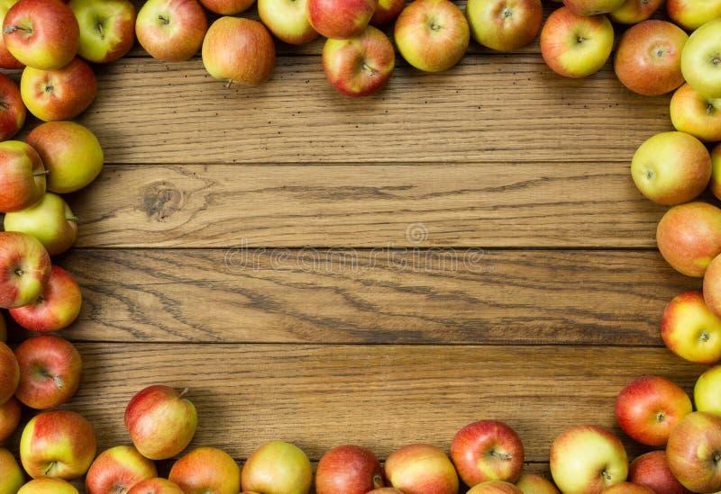 Apple gestalten lizenzfreie stockfotos