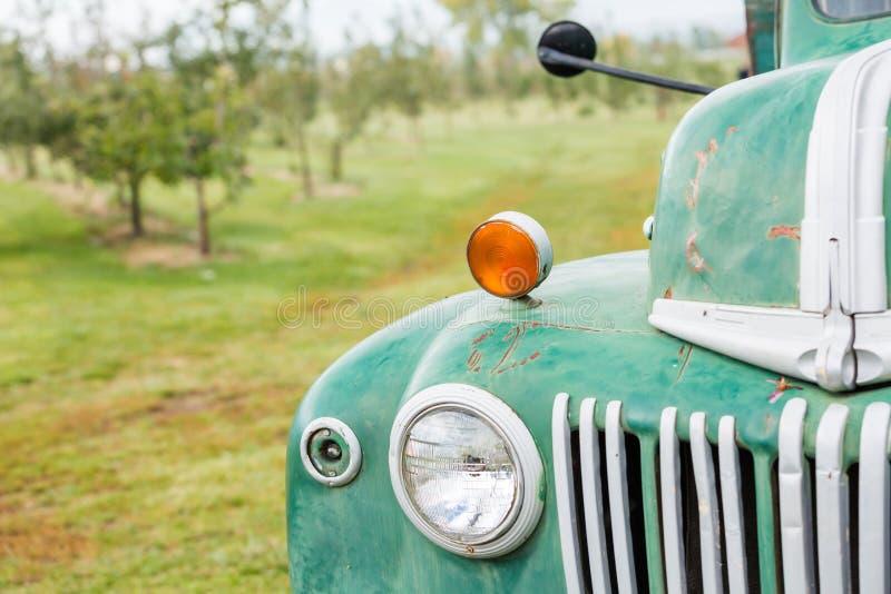 Apple gospodarstwo rolne obrazy royalty free