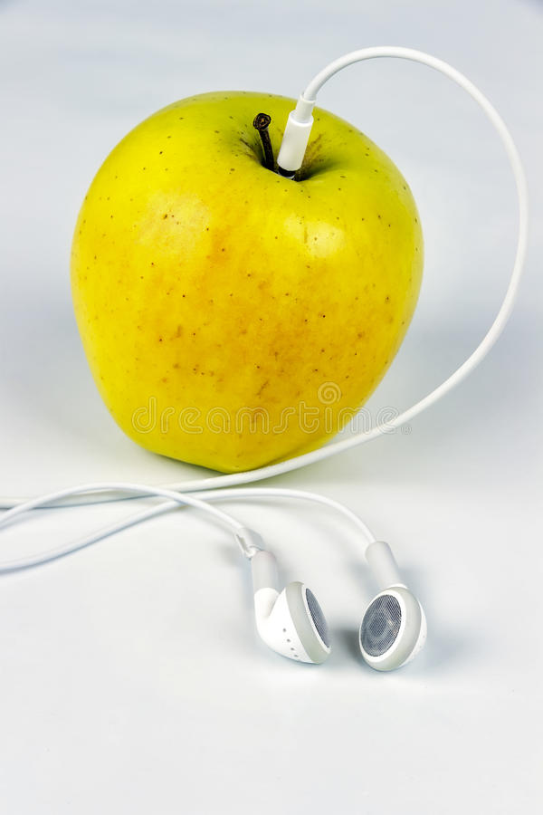 Download Apple Headset Royalty Free Stock Images - Image: 26594179