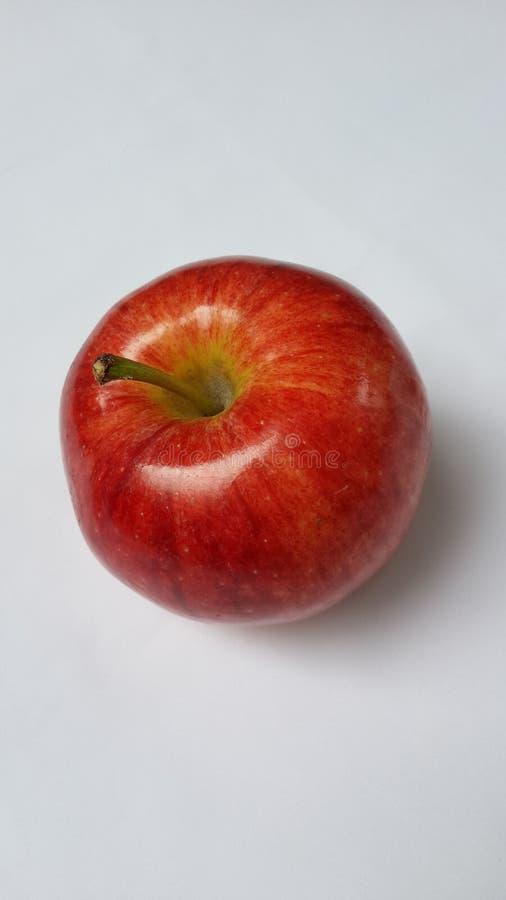 An apple, healthy fruit stock photography
