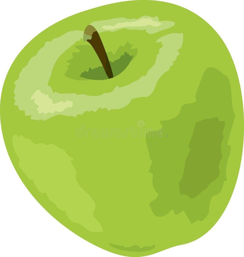 Apple icon stock illustration