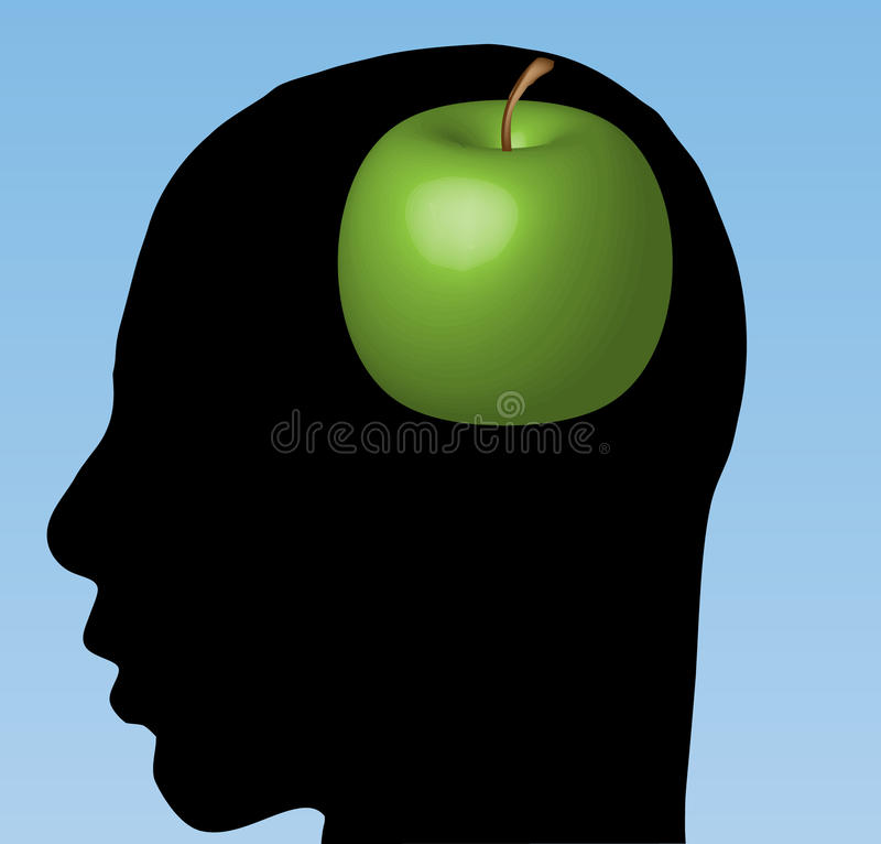 Free Apple In Head Royalty Free Stock Photo - 16324965
