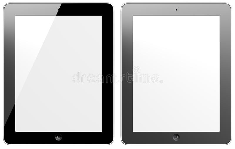 Ipad 2 stock illustration