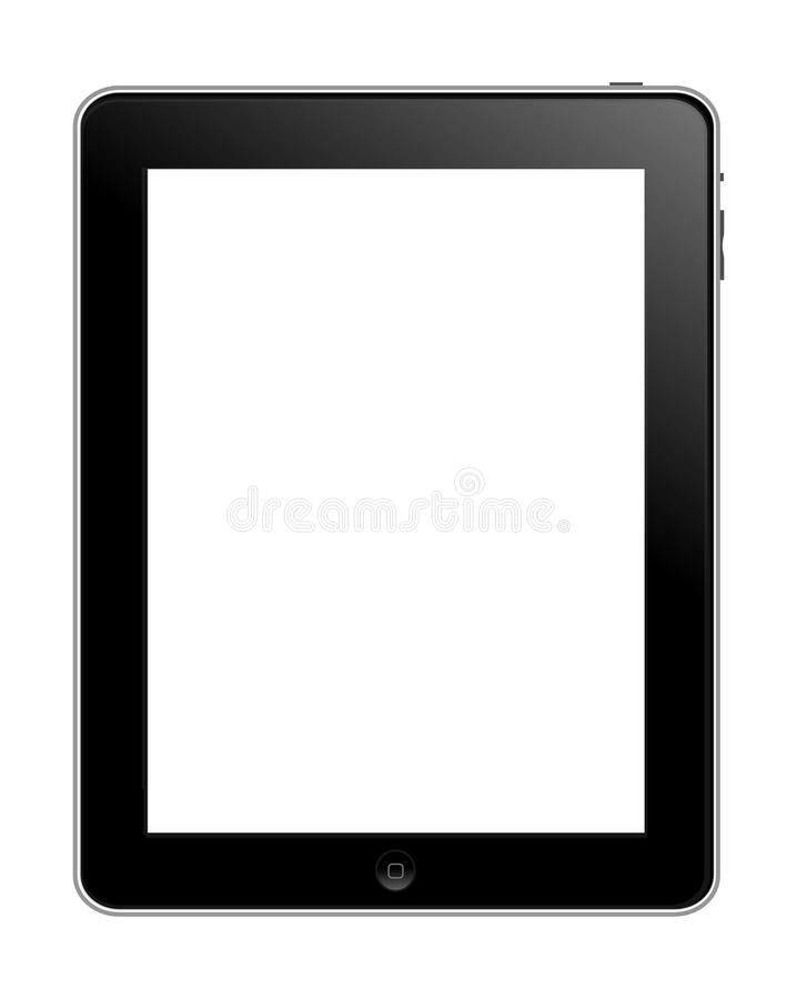 Apple Ipad stock illustration