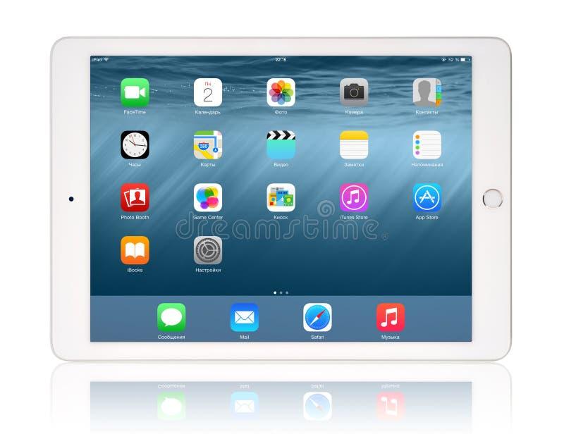 Apple iPad Air 2 stock image