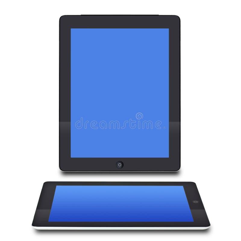 Download Apple Ipad tablet stock illustration. Image of frame - 26365626