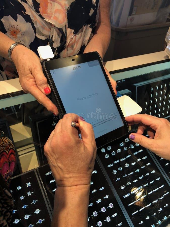 Apple Ipad Tablet. royalty free stock photography