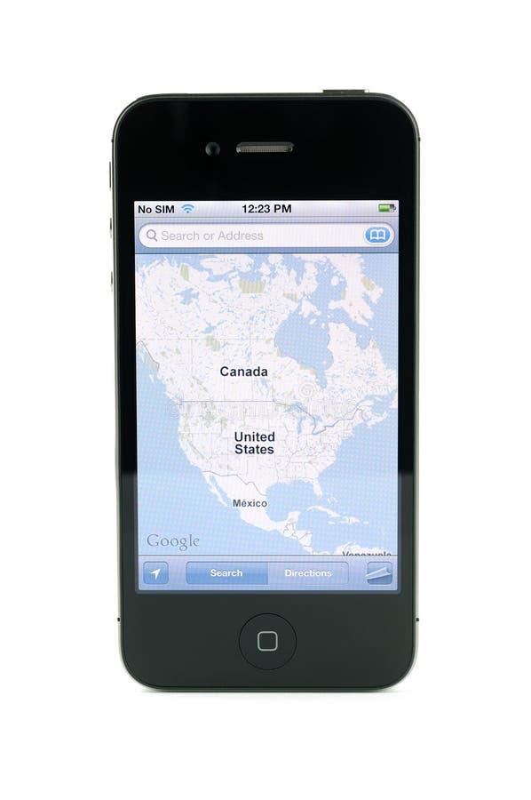 Apple iPhone 4s 库存照片